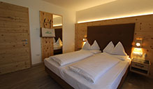Biovitasuite – our spacious suite / family room at Sesto / Moso