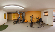 Our gym and fitness room for your physical fitness