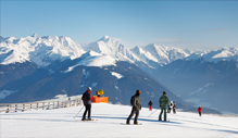 Skiresort and skiing in the Sesto Dolomites of South Tyrol